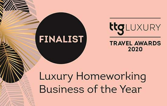 Luxury Homeworking Business Of The Year